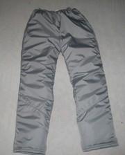 Зимние детские брюки