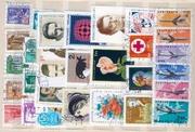 Кучка марок для начинающих даром