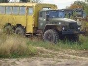 Урал 4320- вахта. 1998 г.в.