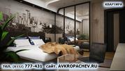 Дизайн интерьера квартир,  коттеджей и коммерческой недвижимости.
