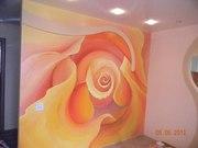 Художественная роспись стен от 1000р кв м