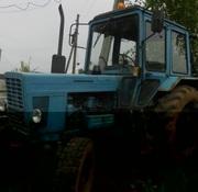 Продается трактор МТЗ-80,  коммунальщик,