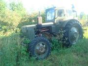 трактор Т-40АМ + плуг