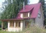 новый дом 65кв.м у р.Вятка-25км=1млн., хозяин