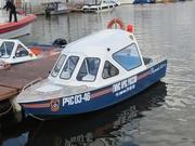 Лодка Баренц 540HT