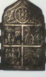 икона латунь