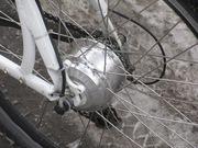 Электровелосипед. Мотор-колесо. Альтбайк