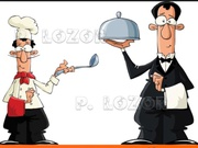 Требуются официанты и повара