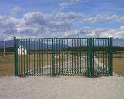Металлические ворота и калитки от производителя