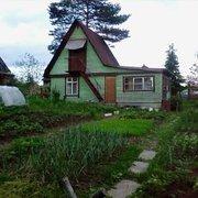 садовый участок 5.5соток с домом