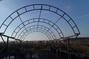 Навесы из металлокаркаса в Кирове