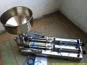 Дозатор пневматический для жидких и пастообразных продуктов