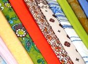 Более 100 видов льняных тканей!