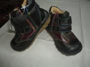 Ботинки UXU детские новые размеры 19 - 22.