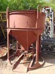 Бадья для бетона 1 м3