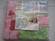 Одеяло детское байковое новое 100×140