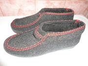 Обувь домашняя тёплая новая размер 40
